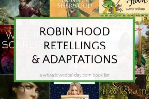 Robin Hood Books list