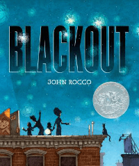 Blackout picture book