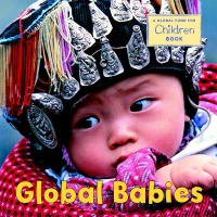 Global Babies bilingual book for toddlers