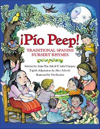 Pio Peep Spanish nursery rhymes