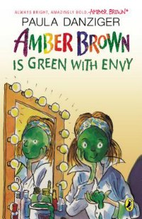 Amber Brown is Green with Envy book cover