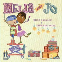 Melia and Jo book about friends