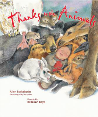 Thanks to the Animals book for 3 year olds