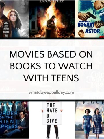 Best movies to watch with teens