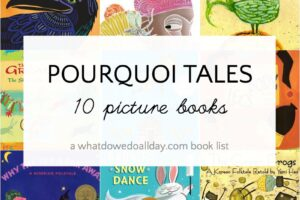 Pourquoi tales for children