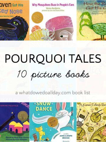 Pourquoi tales for children