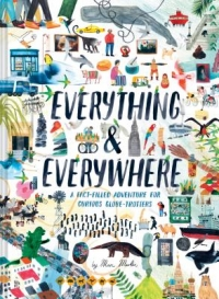 Everything and everywhere book cover