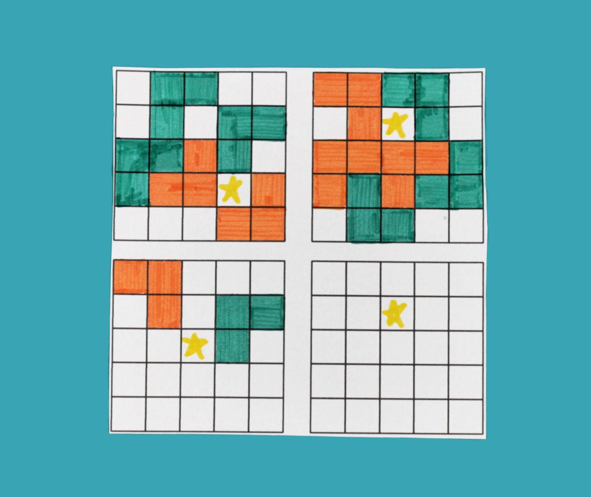 Alternate tromino games