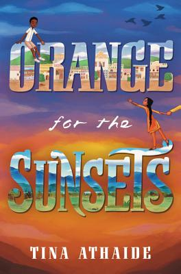 Orange for the Sunsets book cover