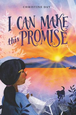 i can make this promise book cover with girl looking at sunrise
