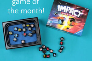 Impact battle of elements dice game