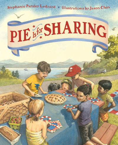 Pie is for Sharing book cover