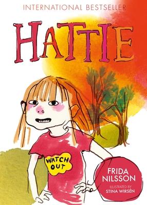 Hattie by Frida Nilsson book