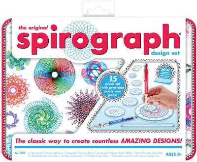 spirograph drawing set