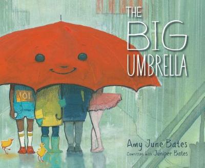 the big umbrella book cover