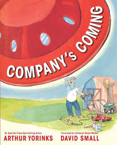 company's coming book cover