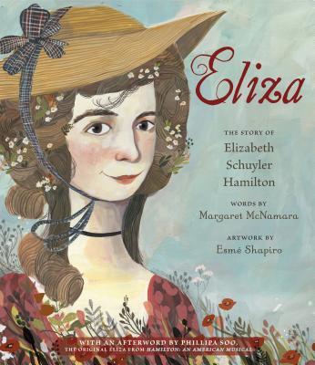 Eliza Hamilton book cover