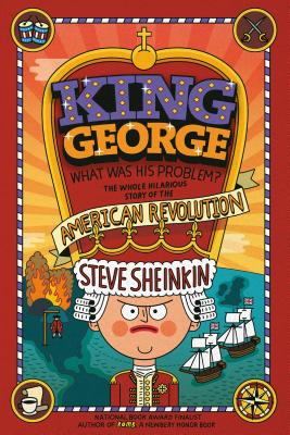 King george what was his problem book cover