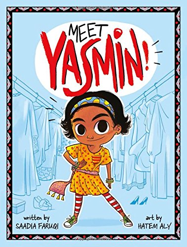 Meet Yasmin book cover