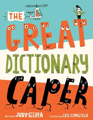 the great dictionary caper book cover