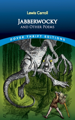 Jabberwocky nonsense poems book cover