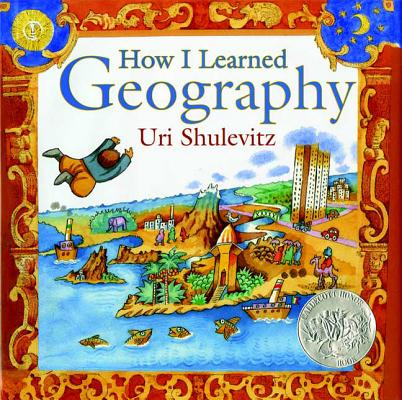 How i learned geography book cover