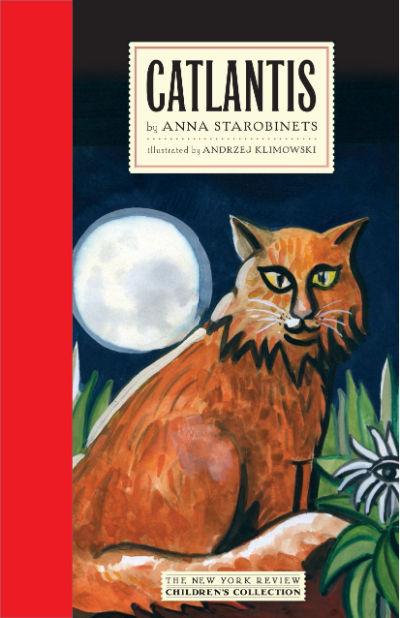 catlantis book cover