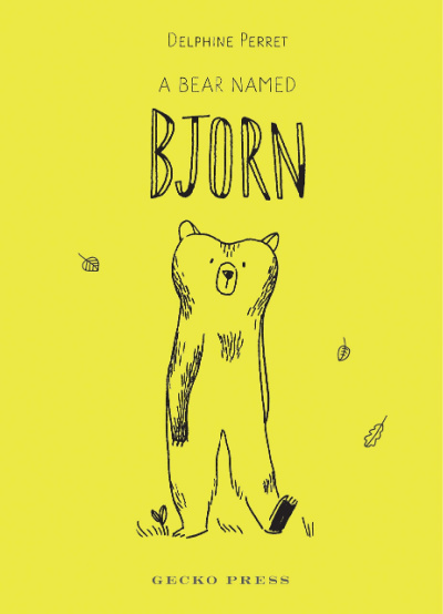 a bear named bjorn book cover