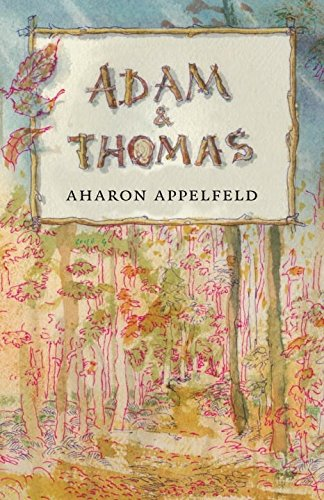 adam and thomas book cover