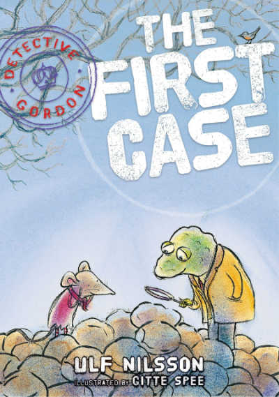 the first case book cover