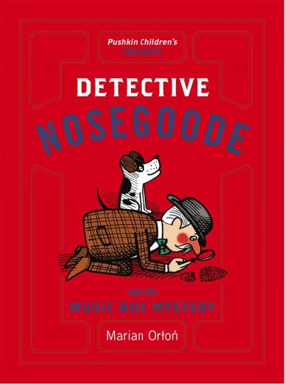detective nosegoode book cover