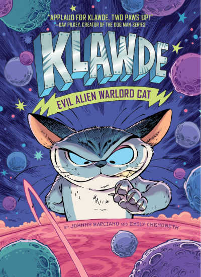 klawde book cover
