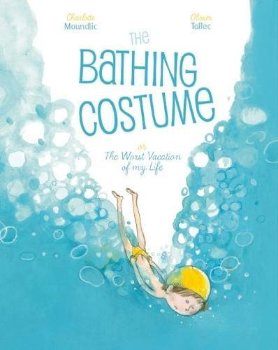 Bathing costume book cover