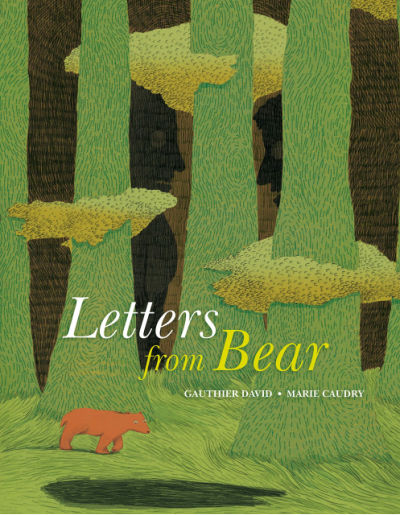 letters from bear book cover