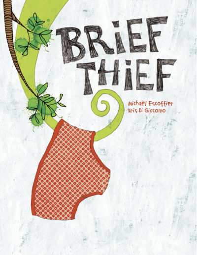 brief thief book cover