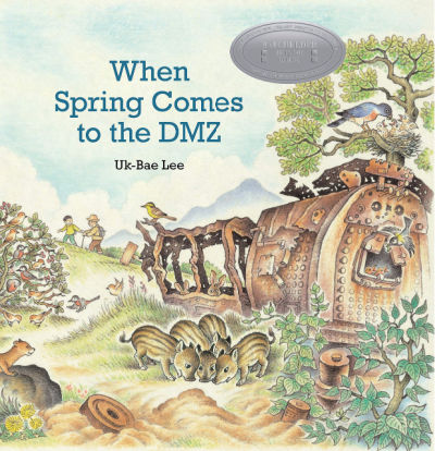 when spring comes to the dmz book cover