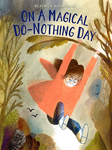 Magical do nothing day book cover