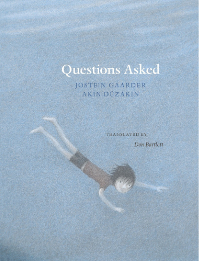 questions asked book cover