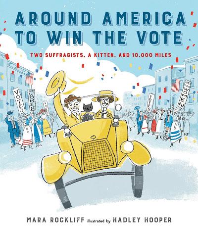 around america to win the vote book cover