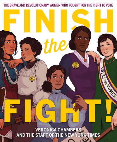 finish the fight book cover