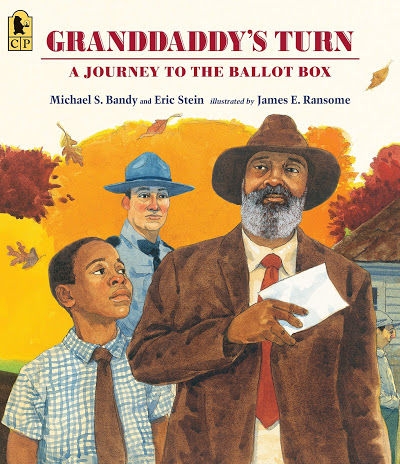 granddaddy's turn book cover
