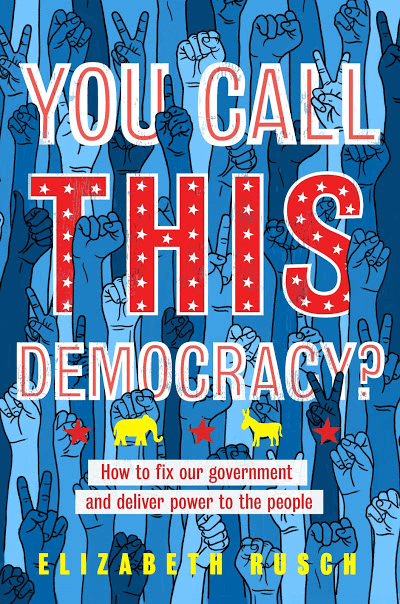 you call this democracy book cover