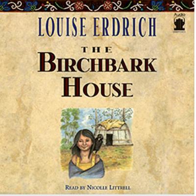 birchbark house audiobook cover