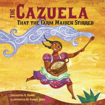 cazuela farm maiden book cover
