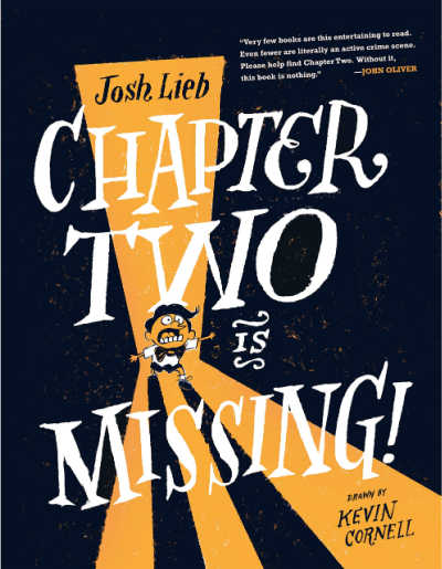 chapter two is missing book cover