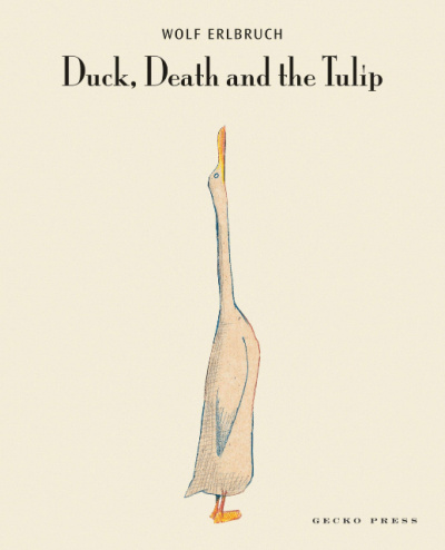 Duck, Death and the Tulip book cover
