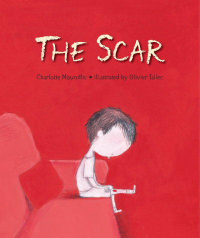 the scar book cover