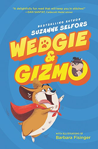 wedgie and gizmo book cover