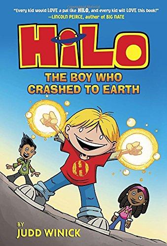 hilo book cover