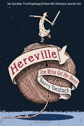Hereville book cover
